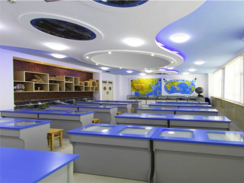 数字化地理实验室