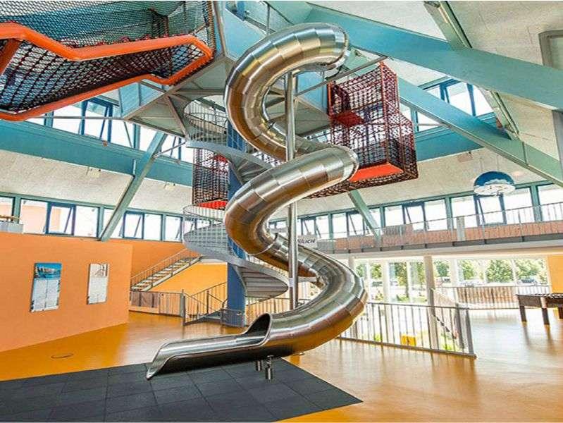 非标定制滑梯