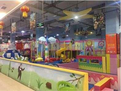 婆城公园儿童乐园