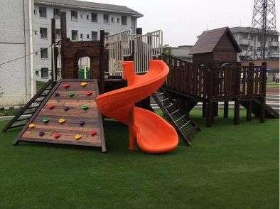 名山幼儿园滑梯