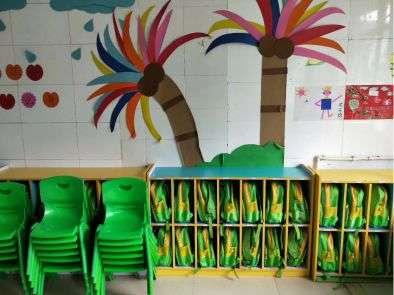 贵阳航天幼儿园玩具柜