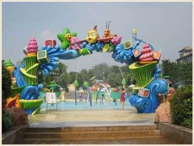 佛冈文化广场水上乐园