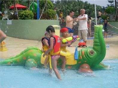 曲靖文化体育公园水上乐园